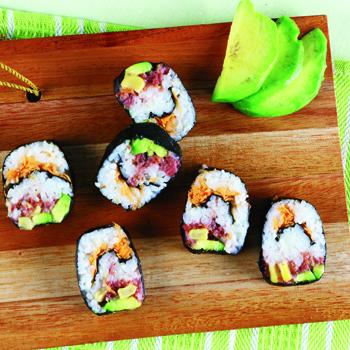 Sushi Alpukat