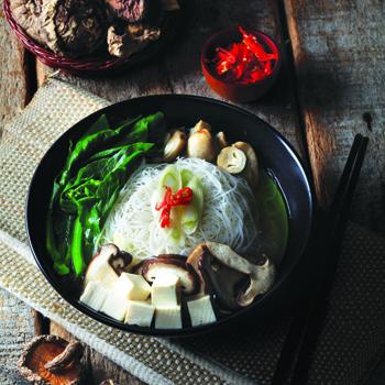 Sup Bihun Miso