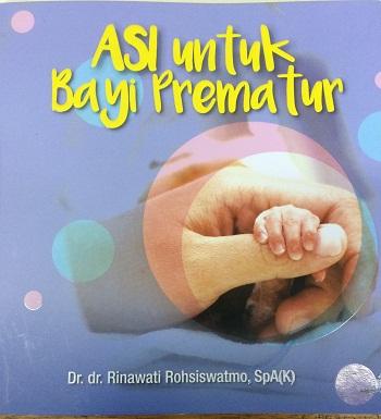 Peluncuran Buku 'ASI untuk Bayi Prematur'