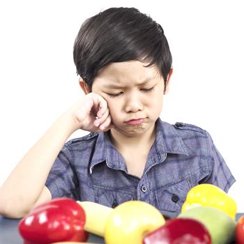 Alasan Balita Susah Makan