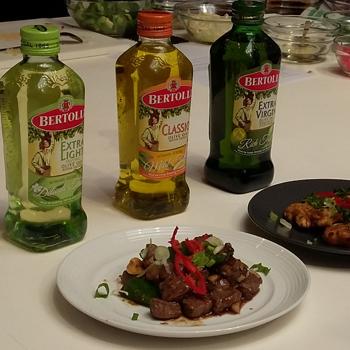 Minyak Zaitun Untuk Hidangan Indonesia