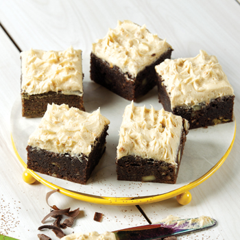 Pisang Brownies