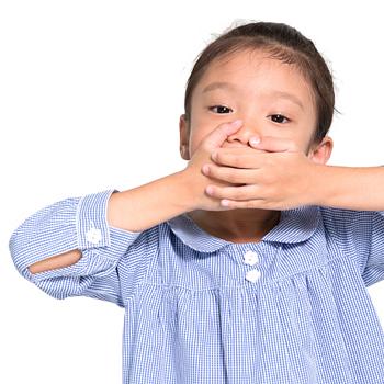 Lakukan 6 Hal Ini Bila Anak Bicara Kasar