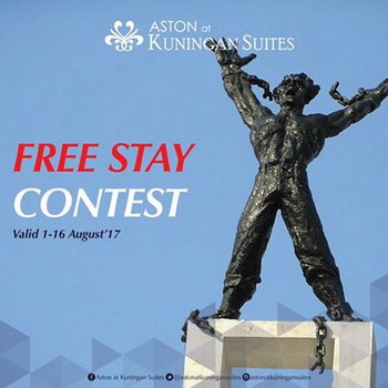 Voucher Gratis Menginap di Aston at Kuningan Suites!