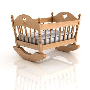 Memilih Tempat Tidur untuk Bayi