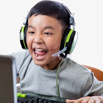 Rambu-rambu Anak Bermain Games
