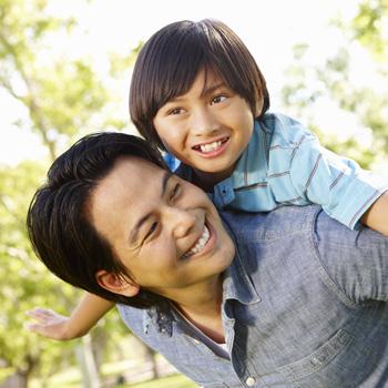10 Prestasi  Anak Karena Diasuh Ayah