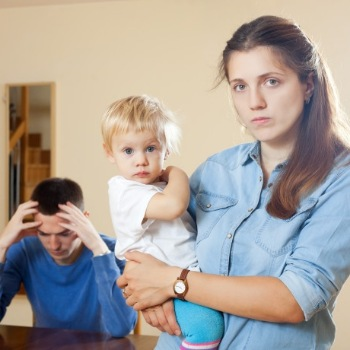5 Konflik Pernikahan yang Sering Terjadi Setelah Punya Bayi