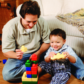 Serunya Main dengan Bayi 12-18 Bulan