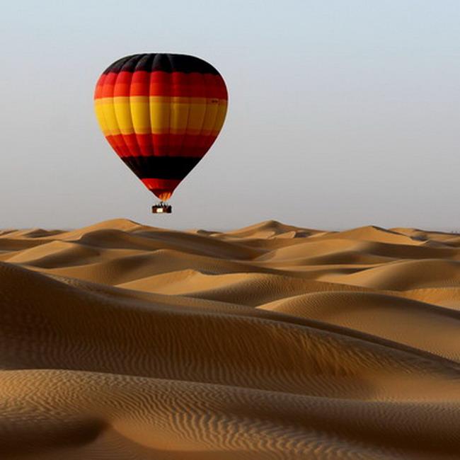 Hanya Punya Waktu 24 Jam di Dubai, Kunjungi Tempat-tempat Ini