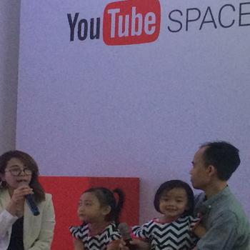 Hadirnya YouTube Space di Jakarta