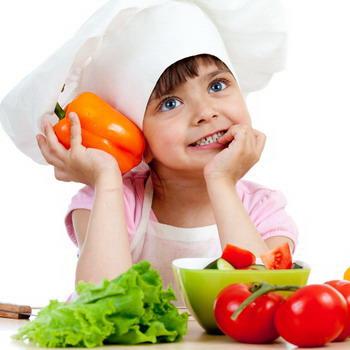 5 Aktivitas yang Bikin Anak Suka Makanan Sehat