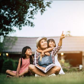 Cara Mudah Nasihati Anak: Lewat Dongeng!