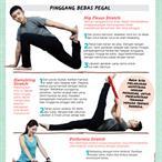 Pilates Spesial Untuk Ayah